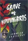 A Hummingbird's First Flutter from Grave to Open Sky