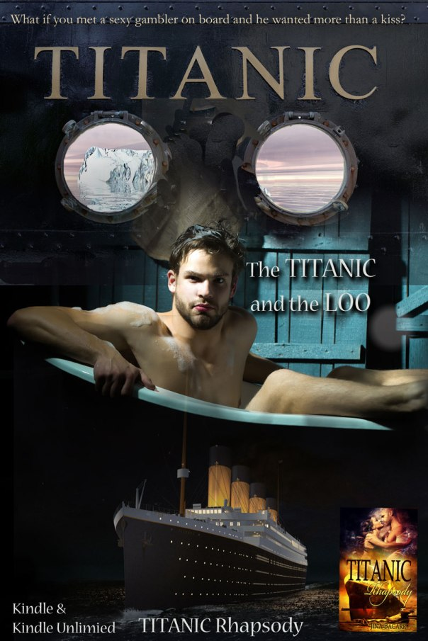 TITANIC Week Day 2: Titanic and the Loo and a very sexy Lord in a Tub